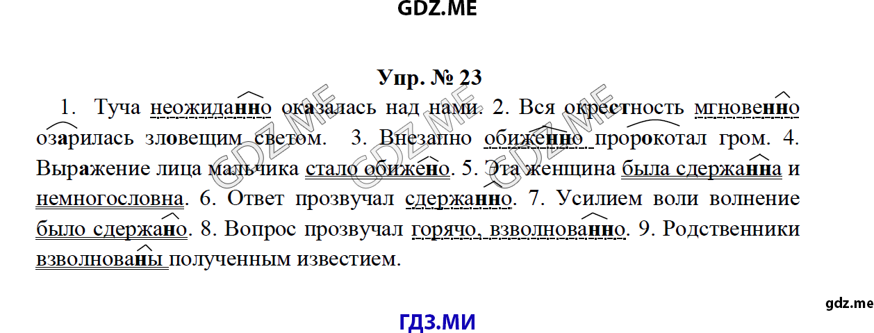 Ладыженская кл 8 русский решебник