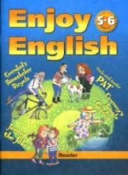 ГДЗ книга для чтения по английскому языку 5-6 класс Биболетова